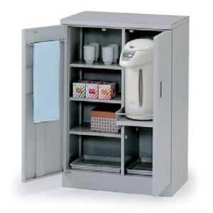イトーキ スチール製キッチンキャビネット W60.4×D40【自社便 開梱・設置付】 soho-st