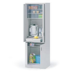 短納期商品 イトーキ スチール製キッチンキャビネット W60×D45 自社便 開梱・設置付|soho-st