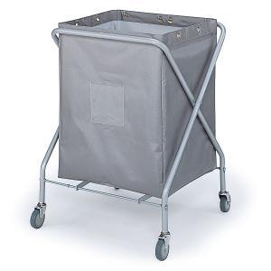 オフィスで排出されるゴミの回収に役立つカートタイプのダストボックス。キャスター付なので、簡単に移動で...