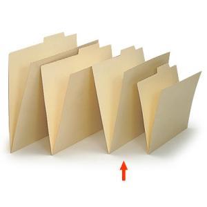 【ファイル用品】イトーキ 上見出し個別フォルダー A4用 紙質強化タイプ【50枚セット】|soho-st
