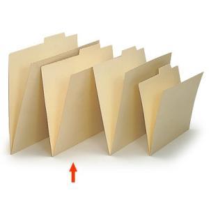 【ファイル用品】イトーキ 上見出し個別フォルダー B4用 紙質強化タイプ【50枚セット】|soho-st