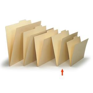 【ファイル用品】イトーキ 上見出し個別フォルダー A4用エコノミータイプ【50枚セット】|soho-st