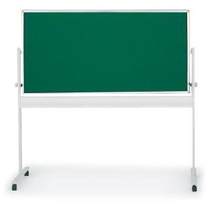 イトーキ 回転型黒板(両面黒板) W194×H180【自社便 開梱・設置付】|soho-st