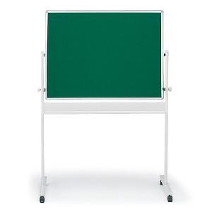 イトーキ 回転型黒板(両面黒板) W134×H180【自社便 開梱・設置付】|soho-st