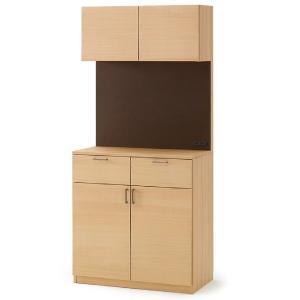 イトーキ 上棚付キッチンキャビネット H200 自社便 開梱・設置付|soho-st