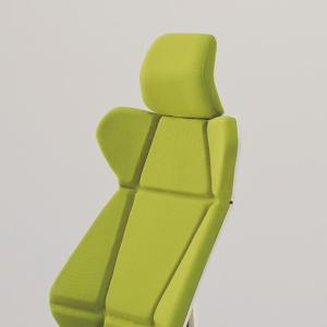 イトーキ フリップフラップチェア 専用オプション ヘッドサポートユニット 【自社便 開梱・設置付】|soho-st