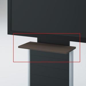 イトーキ ALシリーズ ディスプレイスタンド専用オプション棚 【自社便 開梱・設置付】|soho-st