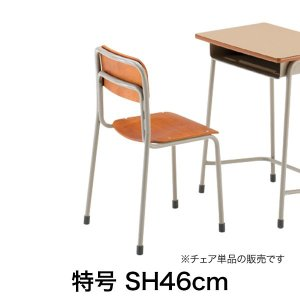 教育施設家具 イトーキ 生徒用チェア SKN型 特号 SH46cm|soho-st