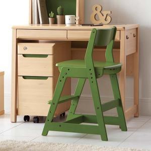 イトーキ 北欧 学習椅子/木製チェア KM66  デスクチェア|soho-st