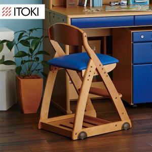 セール/数量限定 イトーキ学習机 椅子2014 / イトーキ 木製チェア KM56/KM56-5X|soho-st