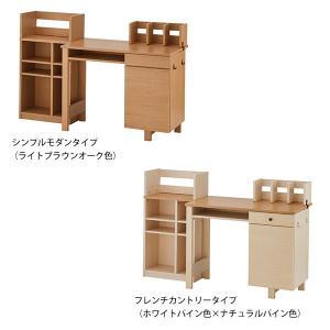 イトーキ 学習机 マニカ manica デスク・ラックセット MA-0 直販限定モデル|soho-st|02