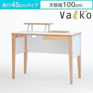 イトーキ  Valko(ヴァルコ)デスク:奥行45cmタイプ/天板幅100cm soho-st