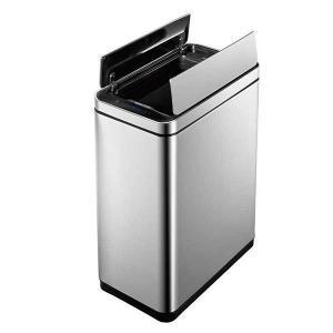 センサー自動開閉式ダストビン 縦置きタイプ45L ゴミ箱・ダストボックス|soho-st