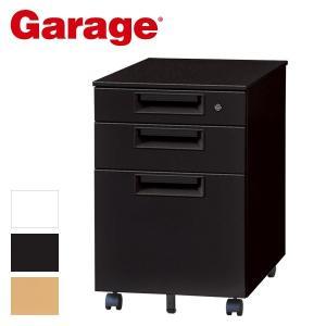 Garage スチール製 ワゴン 3段 SH-046SC3|soho-st