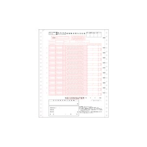 BP1307 ヒサゴ 健保賞与支払届(ドットインパクトプリンタ対応・単票) sohoproshop