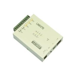LA-3R2P ラインアイ LAN接続型デジタルIOユニット(3出力2入力)|sohoproshop