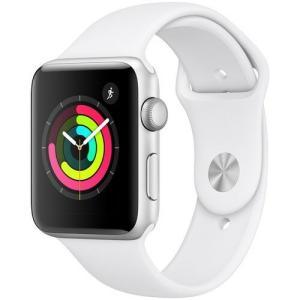 アップルウォッチ Apple Watch 42mm ホワイトスポーツバンド アップルウォッチ シリー...
