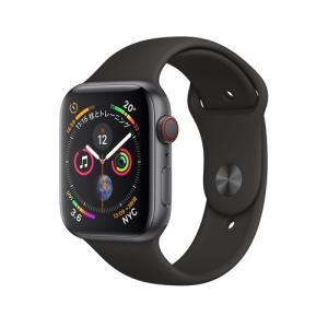 Apple Watch Series 4 40mm スペースグレイアルミニウムケース アップルウォッ...