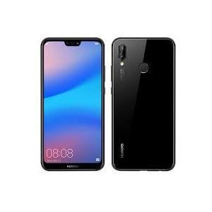 【平日15時まで当日出荷】Huawei ファーウェイ P20 lite ミッドナイトブラック 51092NAH Kirin 4GB/32GB SIMフリー