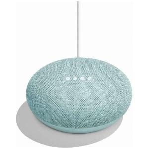 【平日15時・土曜14時まで当日出荷グーグルホームミニ Google Home Mini GA00275-JP  アクア 限定色【正規品】【ラッピング可】|sokuteikiya