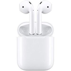【あすつく 休日除く】AirPods MMEF2J/A 純正品 新品 Bluetooth対応ワイヤレスイヤホン(4547597950043)