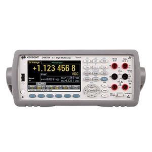 Keysight 34470A 7?桁 高性能Truevolt DMMは、高いレベルの確度、速度、分...