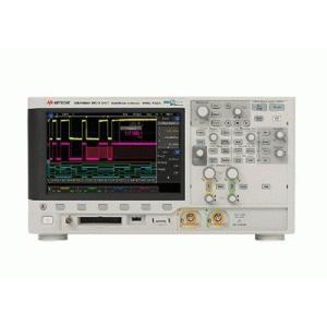 キーサイトのInfiniiVision 3000TXは、「タッチ操作式」の8.5インチ静電容量方式タ...