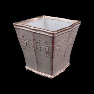 花器 Clay クレイ Rococo Mサイズ 口径10×H9.5cm c267-170-654-392 solargift