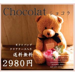出産祝い プリザーブドフラワー 結婚祝い 電報 祝電 プレゼント chocola ショコラ 送料無料|solargift