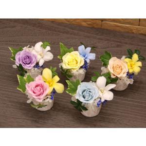 「即納」 プリザーブドフラワー ギフト 誕生日 スワロフスキー パルフェ 結婚祝い 祝電 アレンジメント 送料無料 ブリザード