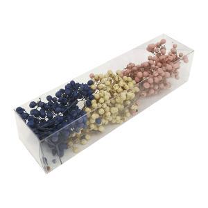 プリザーブドフラワー 花材 ペッパーベリー アソートA 約15g そらプリ|solargift