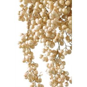 プリザーブド 花材 ペッパーベリー アイボリー 小分け約10g そらプリ|solargift