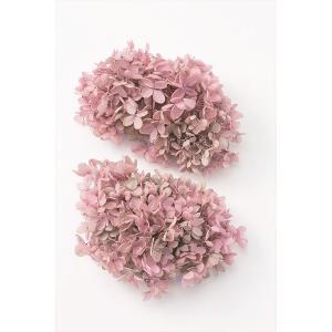 プリザーブドフラワー 花材 ピラミッドアジサイ ピンクライム バラ売り 約4g|solargift