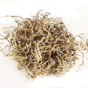 スパニッシュモス ナチュラル 小分け プリザーブドフラワー 材料 花材 モス 大地農園|solargift