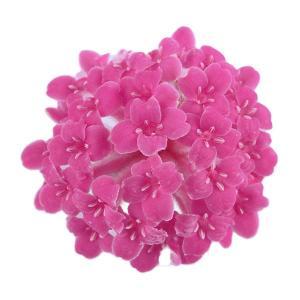 三又の花 みつまた プリンセスピンク 小分け 1輪入 プリザーブドフラワー 材料 花材 大地農園|solargift