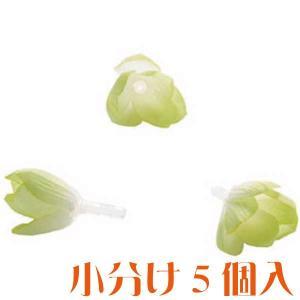 コモレア シャワーツリー ライトグリーン 小分け 5個入 アーティシャル 花材|solargift