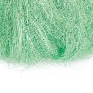シサル麻 ミントグリーン 袋 約40g入 プリザーブドフラワー 材料|solargift