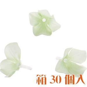 コモレア ハイドレンジア グリーンホワイト 箱 12個入 アーティシャル 花材|solargift