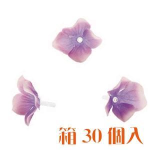 コモレア ハイドレンジア ライトブルー 箱 12個入 アーティシャル 花材|solargift