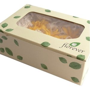 チューベローズ ゴールデンイエロー 箱 8輪入 プリザーブドフラワー 材料 花材 フロールエバー|solargift