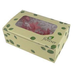 チューベローズ ピンクオパール 箱 8輪入 プリザーブドフラワー 材料 花材 フロールエバー|solargift