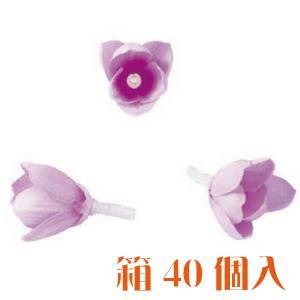 コモレア シャワーツリー ライトラベンダー 箱 40個入 アーティシャル 花材|solargift