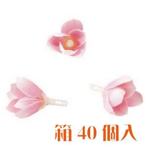 コモレア シャワーツリー ピンク 箱 40個入 アーティシャル 花材|solargift