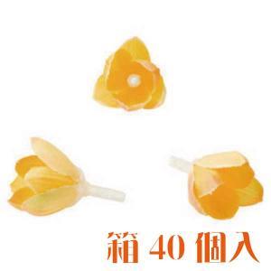 コモレア シャワーツリー イエロー 箱 40個入 アーティシャル 花材|solargift