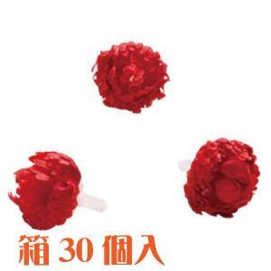 コモレア レフアペパ レッド 箱 30個入 アーティシャル 花材|solargift