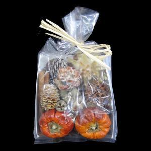 アフリカンコーンスパイスミックス ナチュラル 約16個 袋入り 大地農園 花材