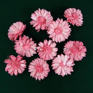 ソーラーマーガレット 小 フランボワーズ 袋 10個入  造花 アーティシャル 花材 大地農園|solargift