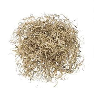 スパニッシュモス ナチュラル 大袋 約50g入 プリザーブドフラワー 材料 花材 大地農園|solargift