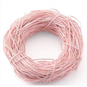 ふんわりラタンリース 小 ピンク 75401-100|solargift