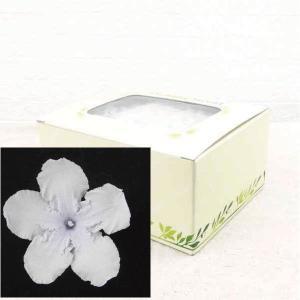 ニオイサクラ ラベンダー 箱 12輪入 プリザーブドフラワー 材料 花材|solargift